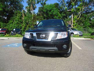 2017 Nissan Frontier SV V6 SEFFNER, Florida