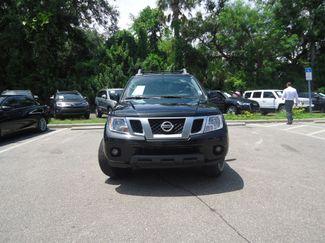 2017 Nissan Frontier PRO-4X SUNRF LTHR NAV SEFFNER, Florida 7