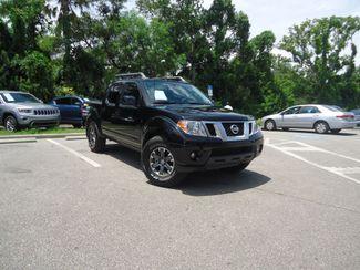 2017 Nissan Frontier PRO-4X SUNRF LTHR NAV SEFFNER, Florida 9