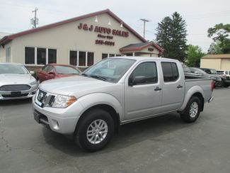 2017 Nissan Frontier SV V6 in Troy, NY 12182