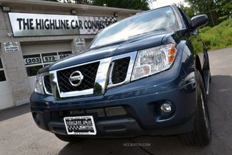 2017 Nissan Frontier SV V6 Waterbury, Connecticut 19