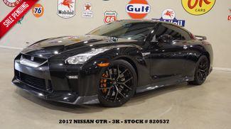 2017 Nissan GT-R Premium AWD MSRP 111K,NAV,BACK-UP,HTD LTH,3K in Carrollton TX, 75006