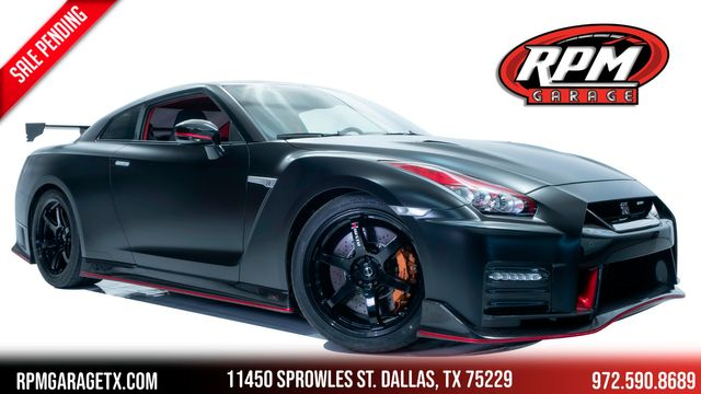 2017 Nissan GT-R NISMO Jotech Stage 2 750hp
