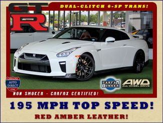 2017 Nissan GT-R Premium Edition AWD - RED AMBER LEATHER - 195 MPH! Mooresville , NC