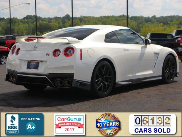 2017 Nissan GT-R Premium Edition AWD - RED AMBER LEATHER - 195 MPH! Mooresville , NC 2