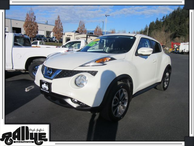 2017 Nissan JUKE SL AWD 4dr in Burlington, WA 98233