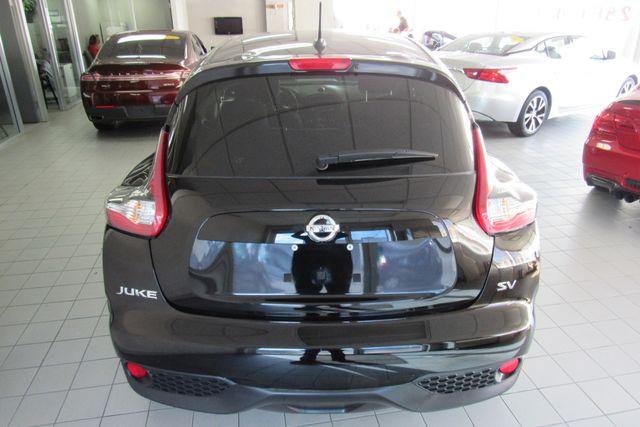 2017 Nissan JUKE SV Chicago, Illinois 4