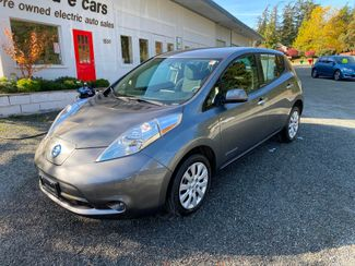 2017 Nissan LEAF S in Eastsound, WA 98245