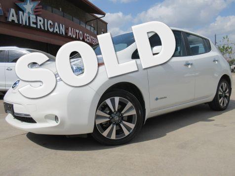 2017 Nissan LEAF SL | Houston, TX | American Auto Centers in Houston, TX