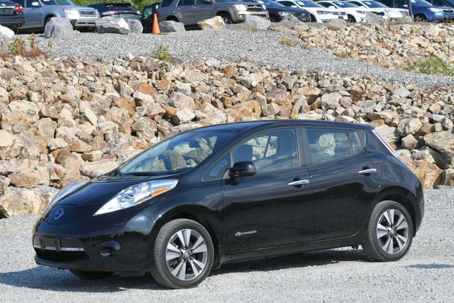 2017 Nissan LEAF SV Naugatuck, Connecticut