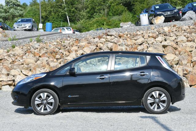 2017 Nissan LEAF SV Naugatuck, Connecticut 1