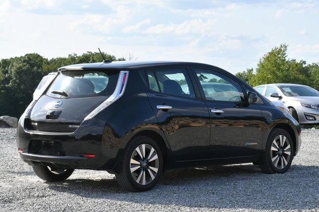 2017 Nissan LEAF SV Naugatuck, Connecticut 4
