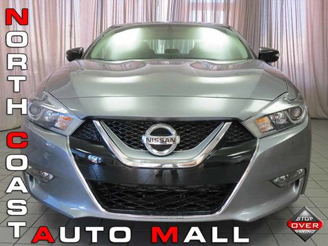 2017 Nissan Maxima SV in Akron, OH