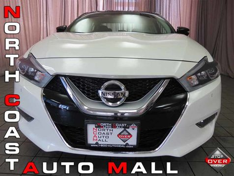 2017 Nissan Maxima Platinum in Akron, OH