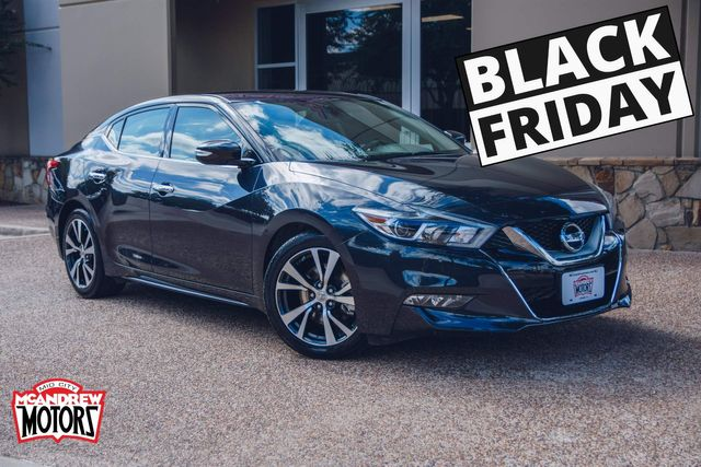 2017 Nissan Maxima SV Low Miles
