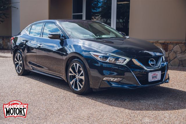 2017 Nissan Maxima SV Low Miles