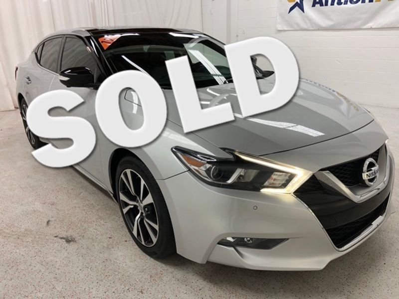 2017 Nissan Maxima Platinum | Bountiful, UT | Antion Auto in Bountiful UT