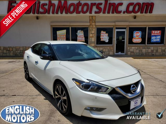 2017 Nissan Maxima SV in Brownsville, TX 78521