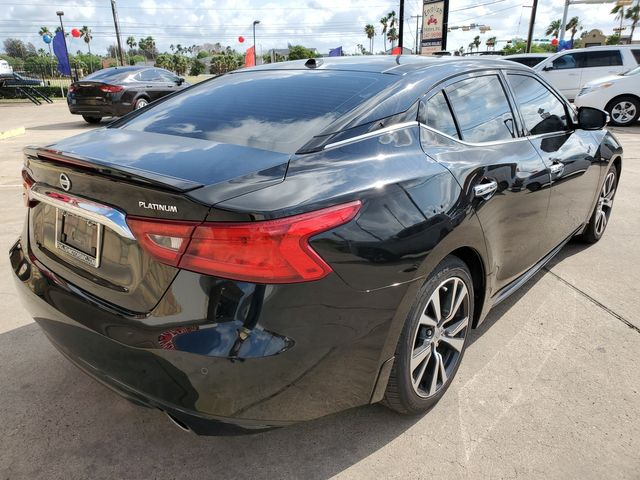 2017 Nissan Maxima Platinum in Brownsville, TX 78521