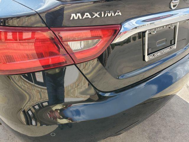 2017 Nissan Maxima Platinum in Brownsville, TX 78521