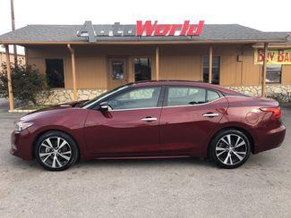 2017 Nissan Maxima Platinum in Marble Falls, TX 78611