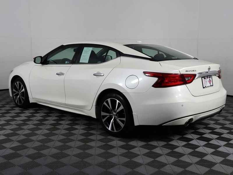 2017 Nissan Maxima SV  city Ohio  North Coast Auto Mall of Cleveland  in Cleveland, Ohio