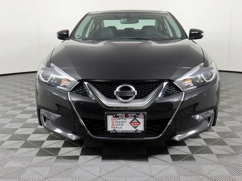 2017 Nissan Maxima SL  city Ohio  North Coast Auto Mall of Cleveland  in Cleveland, Ohio