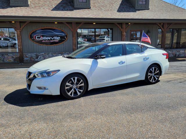 2017 Nissan Maxima Platinum in Collierville, TN 38107