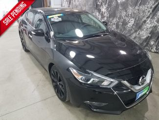 2017 Nissan Maxima SR  Midnight Edition  city ND  AutoRama Auto Sales  in Dickinson, ND