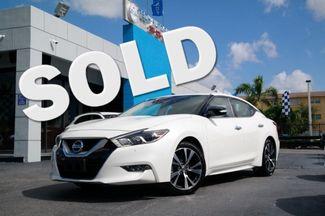 2017 Nissan Maxima SV Hialeah, Florida