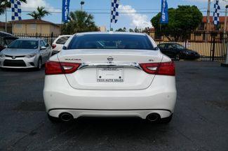 2017 Nissan Maxima SV Hialeah, Florida 4