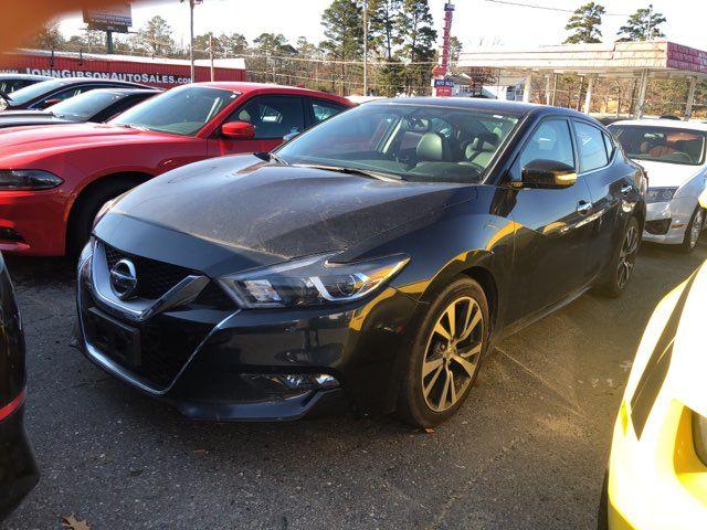 2017 Nissan Maxima SV - John Gibson Auto Sales Hot Springs in Hot Springs Arkansas