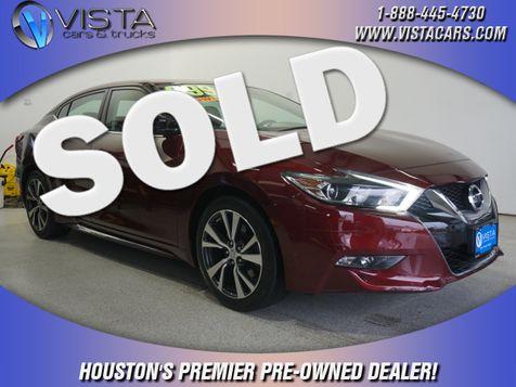 2017 Nissan Maxima S in Houston, Texas