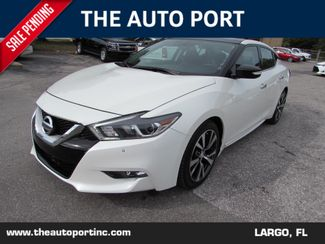 2017 Nissan Maxima SL W/NAVI in Largo, Florida 33773