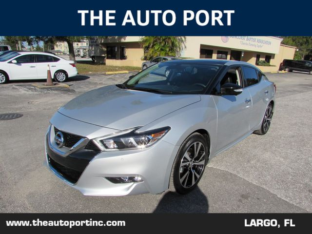 2017 Nissan Maxima Platinum W/NAVI in Largo, Florida 33773