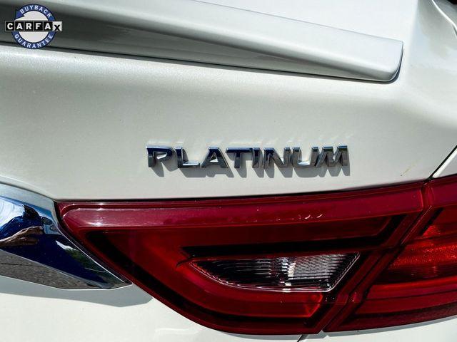 2017 Nissan Maxima Platinum Madison, NC 20