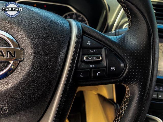2017 Nissan Maxima Platinum Madison, NC 35