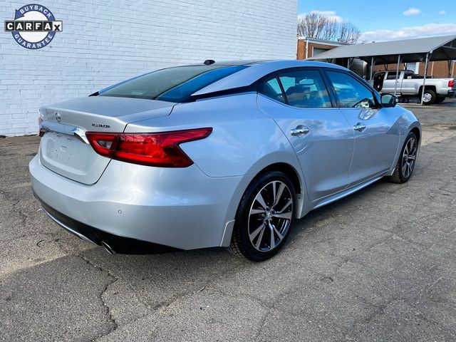 2017 Nissan Maxima Platinum Madison, NC 1