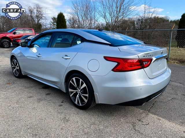 2017 Nissan Maxima Platinum Madison, NC 3