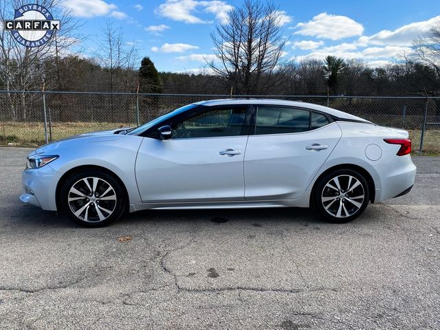 2017 Nissan Maxima Platinum Madison, NC 4