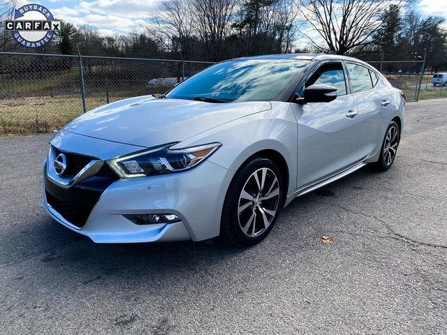2017 Nissan Maxima Platinum Madison, NC 5