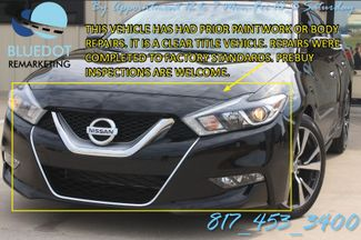 2017 Nissan Maxima SV  city TX  Bluedot Remarketing  in Mansfield, TX