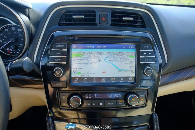 2017 Nissan Maxima Platinum in Memphis Tennessee, 38115