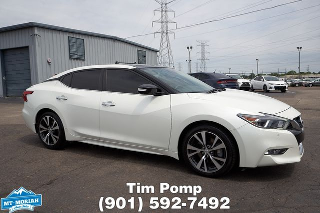 2017 Nissan Maxima SL PANO ROOF in Memphis, Tennessee 38115