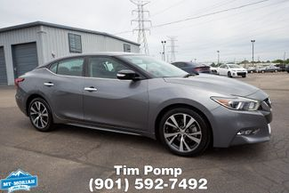 2017 Nissan Maxima SV LEATHER NAVIGATION in Memphis, Tennessee 38115