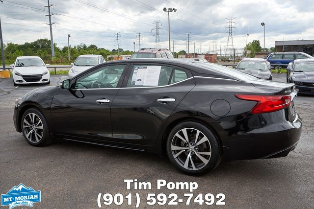 "2017 Nissan Maxima Platinum ""BABY"" in Memphis, Tennessee 38115"