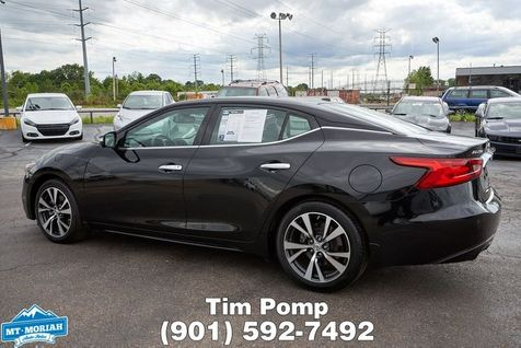 2017 Nissan Maxima Platinum | Memphis, Tennessee | Tim Pomp - The Auto Broker in Memphis, Tennessee