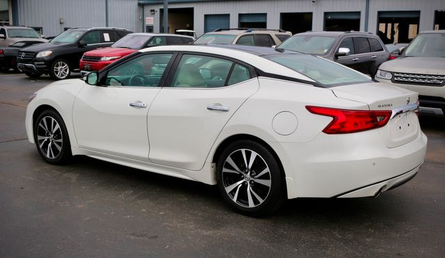 2017 Nissan Maxima SL PANO ROOF NAVIGATION in Memphis, Tennessee 38115