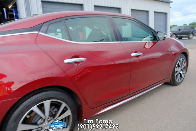 2017 Nissan Maxima Platinum W/PANO ROOF in Memphis, Tennessee 38115