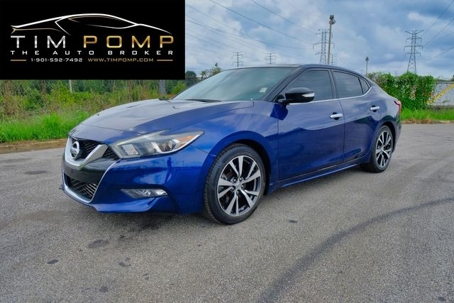 2017 Nissan Maxima SL PANO ROOF NAVIGATION LEATHER SEATS